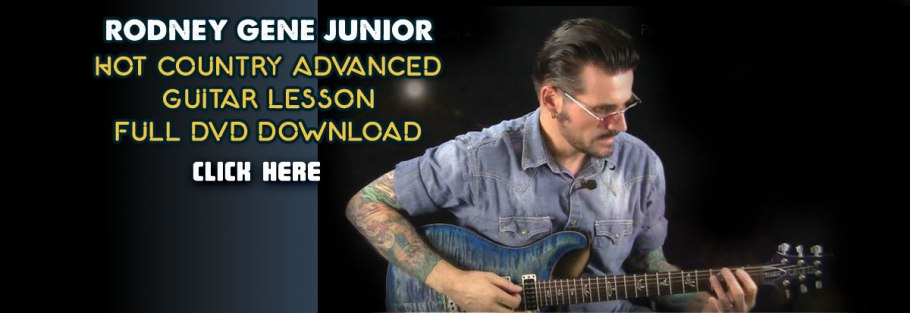 Rodney Gene Junior Advanced Country DVD