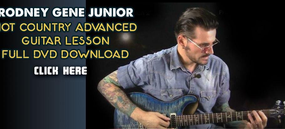 Rodney Gene Junior Advanced Country DVD